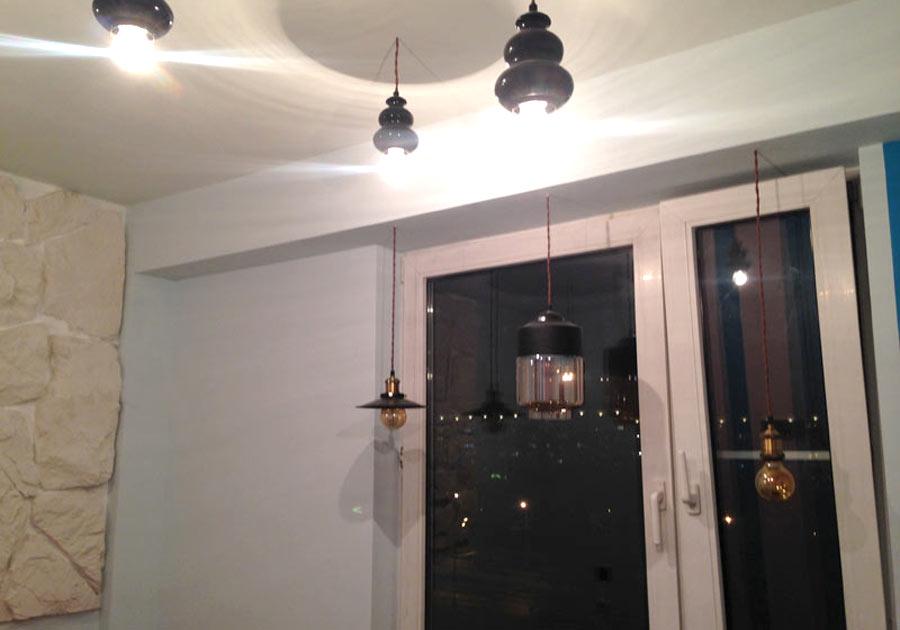 Капитальный ремонт кухни по индивидуальному дизайн-проекту в Москве, Варшавское шоссе