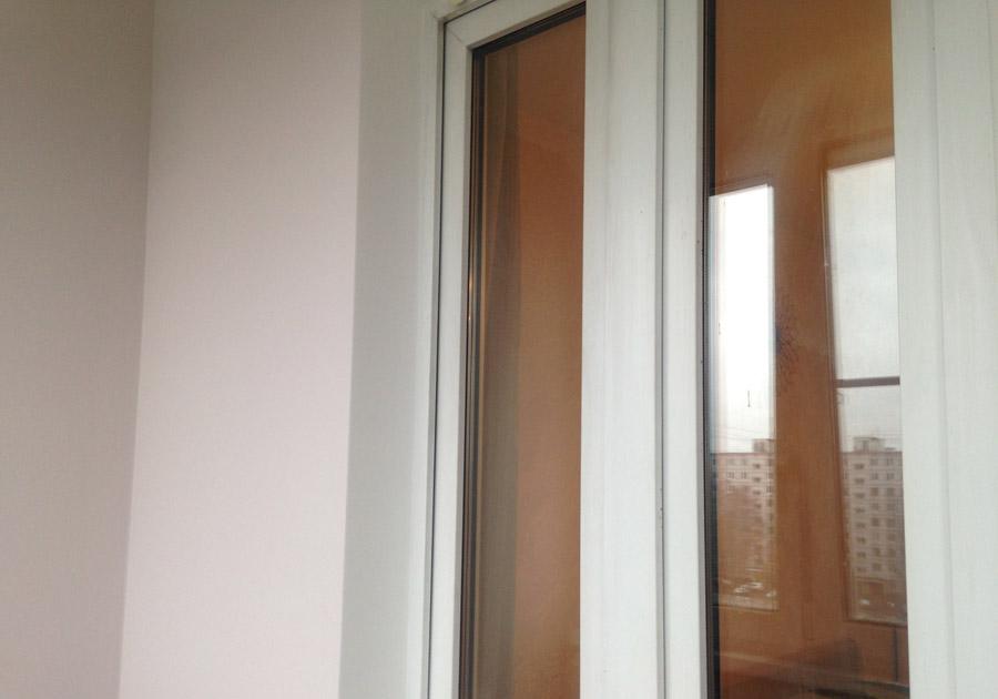 Косметический ремонт и остекление балкона, Алтуфьевское шоссе