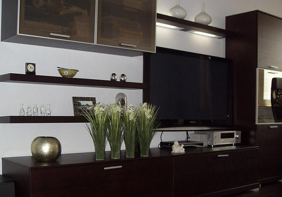 Косметический ремонт квартиры и капитальный ремонт санузла, Хорошевское шоссе