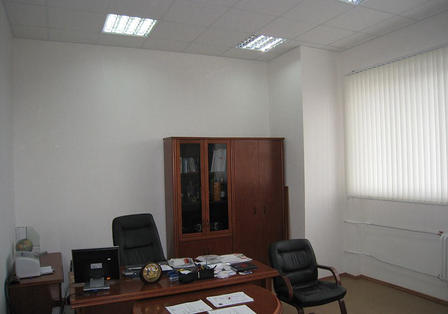 Косметический ремонт офиса в Москве, Дербеневская набережная